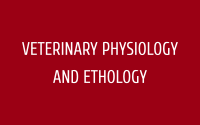 Veterinary Physiology and Ethology